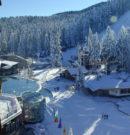 На ски в Боровец